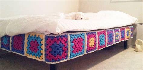 granny bed granny square bed