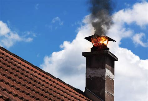 putting out a chimney early times home solutions