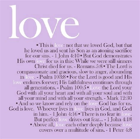 Quotes from the bible about love images amp pictures becuo