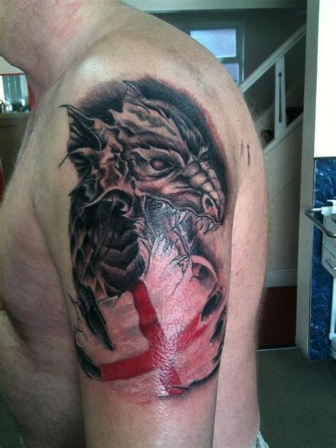 tattoo of the year photo year of the dragon tattoo by dmtattoo on deviantart