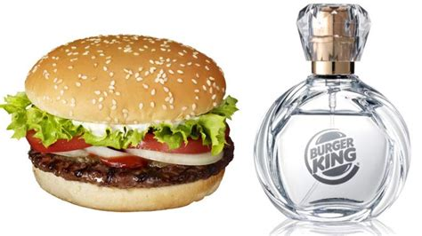 Parfum King what s that smell burger king to sell burger scented