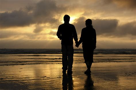 Couples In Sunset Quotes Quotesgram