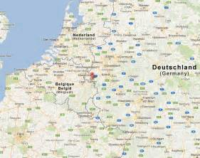 Cities In Germany by Aachen Map And Aachen Satellite Image