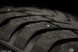 Car Tyre Studs Uk Nokian Tyres The Batman Tyre That Can Release Spikes So