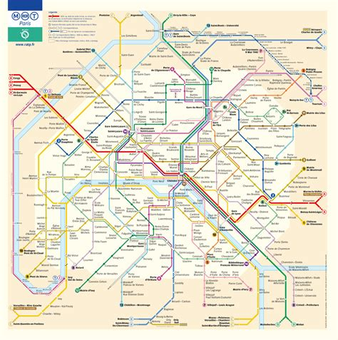 Metro Map by Metro Route Planning Paris Message Board Tripadvisor