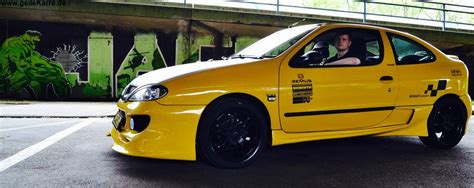 Auto Tuning Bonn by Renault Megane Coach Sportcoupe Von Tfb Megane Tuning