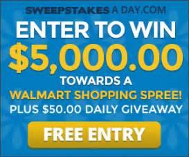 Enter To Win A 5000 Glamcom Shopping Spree by Enter For A Chance To Win 5 000 Toward A Walmart Shopping