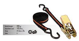 Tali Pengikat Ratchet Tie 25mm X 5mm anti tilt bracket motorcycle hitch carrier accessories in sydney