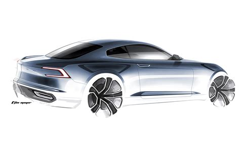 volvo concept coupe production volvo concept coupe look motor trend