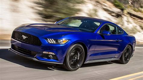 New Mustang Cost by 2015 Ford Mustang To Cost 45 000 In Australia Car News