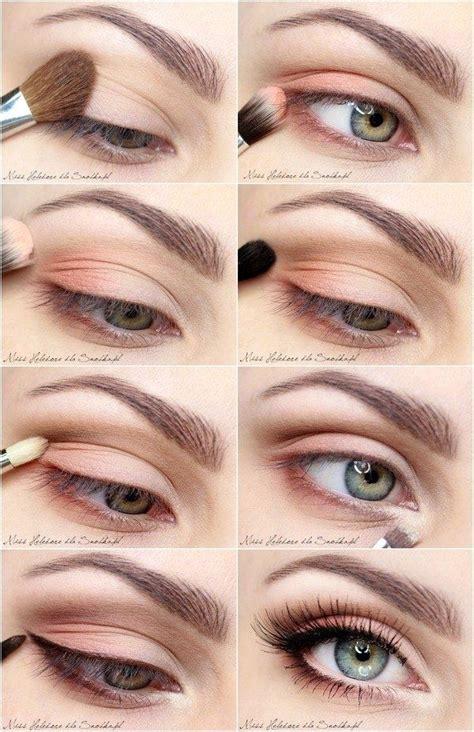 tutorial makeup peach peach makeup ideas for spring peach and eye