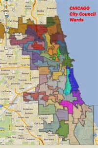 Chicago Ward Map 2015 by The Sixth Ward Tribune Chicago Ward Remap Challenge