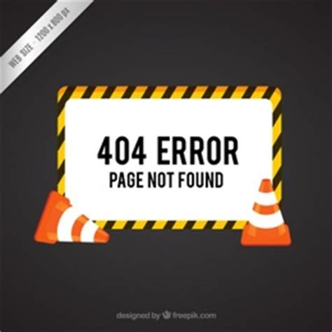 page not found error 404 web design professionals page not found vector free download