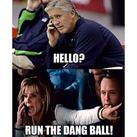 Pete Carroll Memes - i wanted to find out if we went to the n by pete carroll