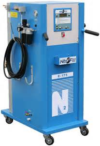 nitrofill e 175 nitrogen generator inflator for fleets and large tire operators ebay