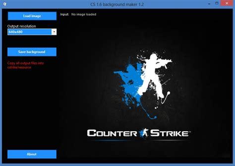 background maker cs background maker 1 2 counter strike 1 6 modding tools