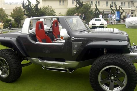 jeep hurricane price 2006 jeep hurricane concept image