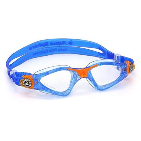 Aqua Sphere Kayenne Junior Goggles aqua sphere kayenne junior goggles blue orange clear in