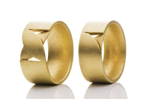 Partnerringe Gold by Individuelle Handgefertigte Trauringe Und Hochzeitsringe