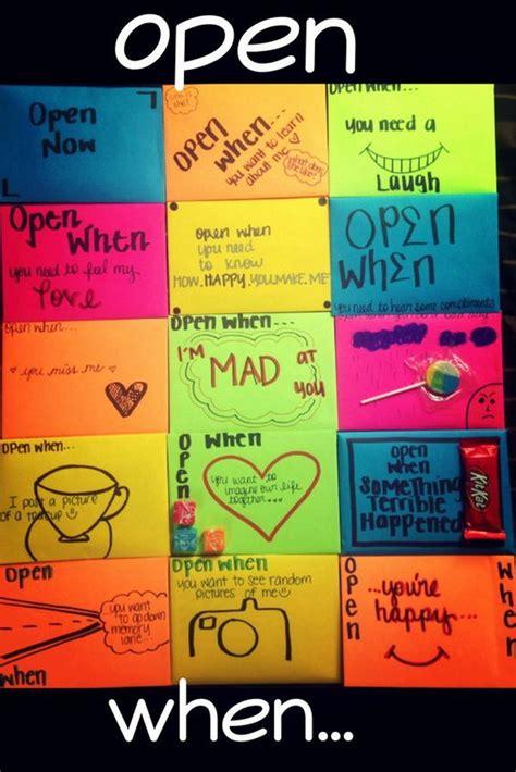 up open letter creative open when letter ideas designs