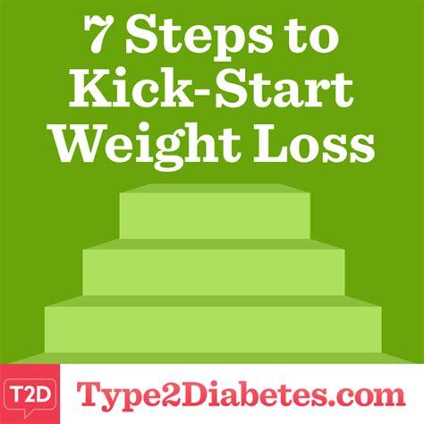 Kick Start Loss 2 by Seven Steps To Kick Start Weight Loss Page 8 Of 8