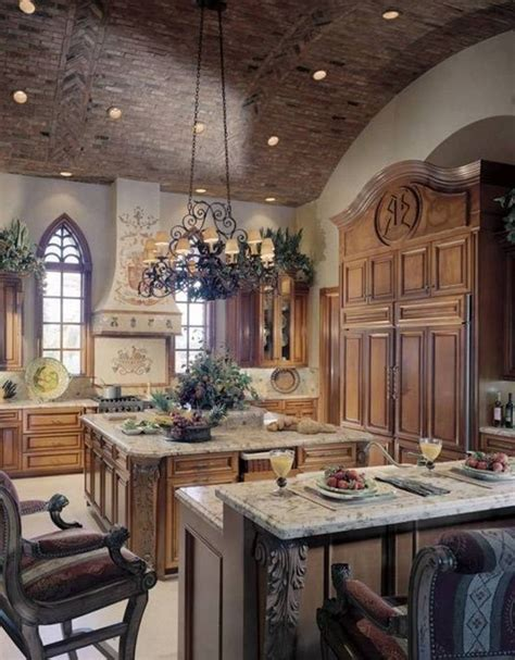 Tuscan Style Kitchen Designs 17 Best Images About Tuscan Lighting On World Decorating Above Kitchen Cabinets