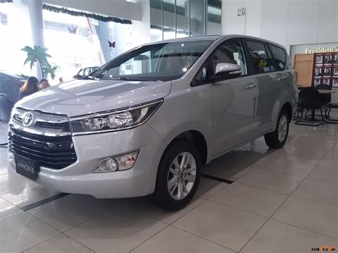 toyota philippines innova 2017 toyota innova 2017 car for sale metro manila philippines