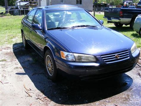 1997 Toyota Camry Mpg Find Used 1997 Toyota Camry Xle Sedan 4 Door 3 0l In