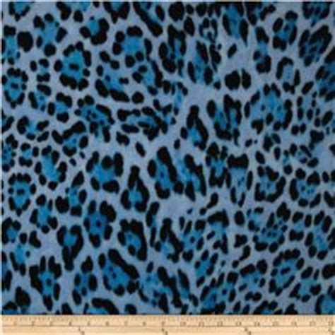 light blue leopard print fabric print fabric discount designer fabric fabric com