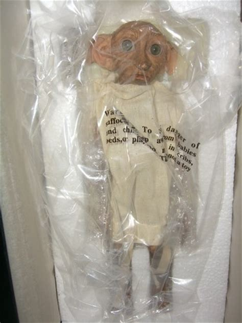 dobby house elf doll pin by william horn on collectibles pinterest