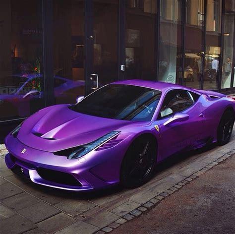 purple ferrari ferrari purple cars pinterest ferrari cars and