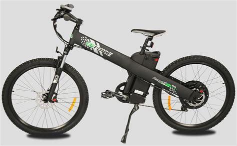 E Bike E Go by E Go 1000w Electric Bike With Hydraulic Brakes Ergonomic