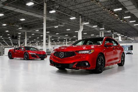 Acura Sedan 2020 by 2020 Acura Tlx Pmc Edition Gives Sports Sedan The Nsx