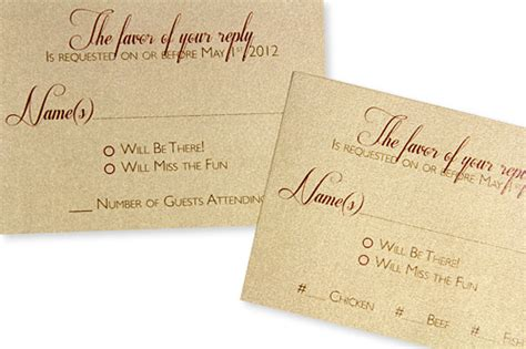 Wedding Invitation Number Of Guests Attending by Properly Address Pocket Invitations Without Inner Envelopes