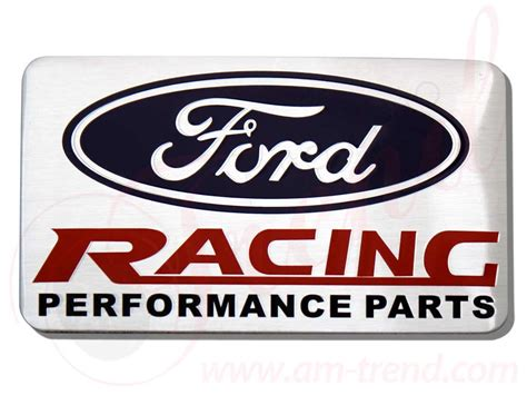 Ford Racing Parts by Logo Ford Racing Performance Parts 9 90