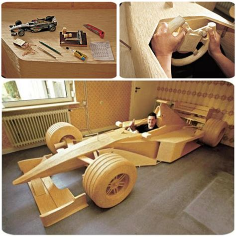 How To Make A F1 Car Out Of Paper - forget matchbox i want a matchstick car