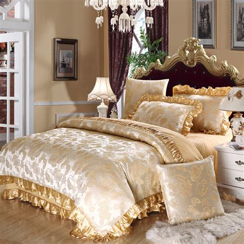 Royal Bedding Sets Fashion Wedding Bedding Set Royal Wind 100 Cotton Bed Sheets Cotton Bed Cover 1 8 Bed Six