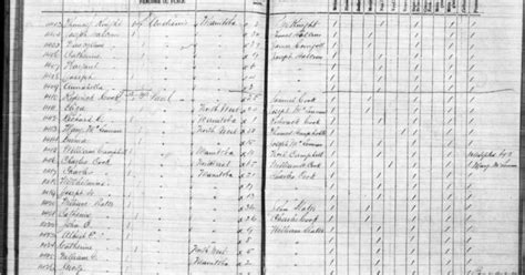 Manitoba Records Free Olive Tree Genealogy 1870 Census Of Manitoba Available