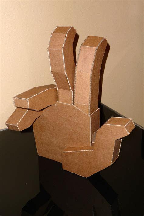 Cardboard Papercraft - cardboard sculpture cardboard by platinumraven