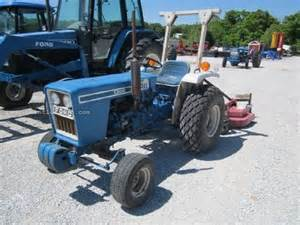 Ford 1300 Tractor 1982 Ford 1300 Tractor For Sale At Equipmentlocator