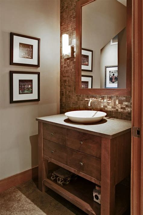 Bathroom Vanity Tile Ideas 238 Best Images About Ideas For The House On Pinterest