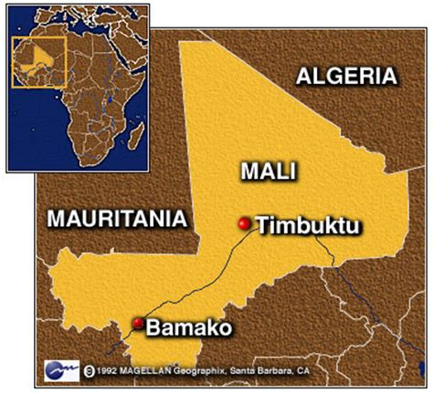 timbuktu map timbuktu mali manuscripts saved s words