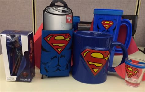 Superman Giveaways - thrifty momma ramblings superman prize pack twitter giveaway