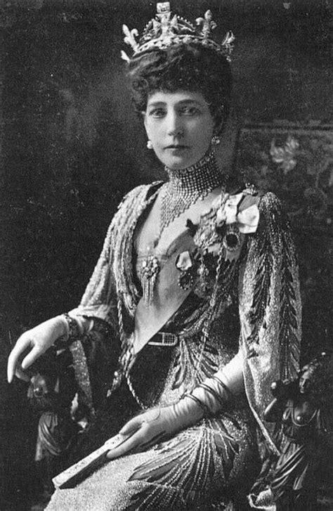queen alexandra dressed   connaught fife