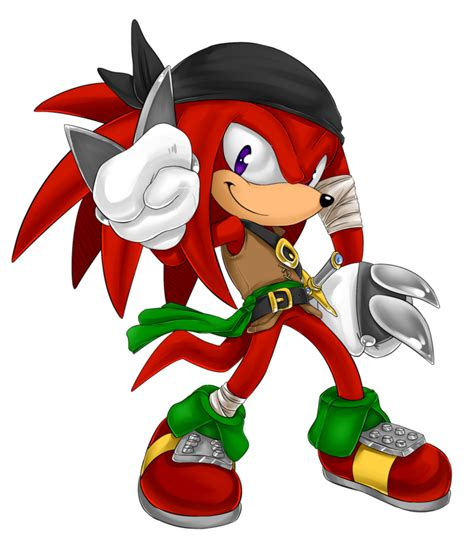 knuckles images knux pirate style hd wallpaper and