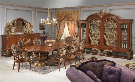 dining room louis xvi versailles vimercati classic furniture