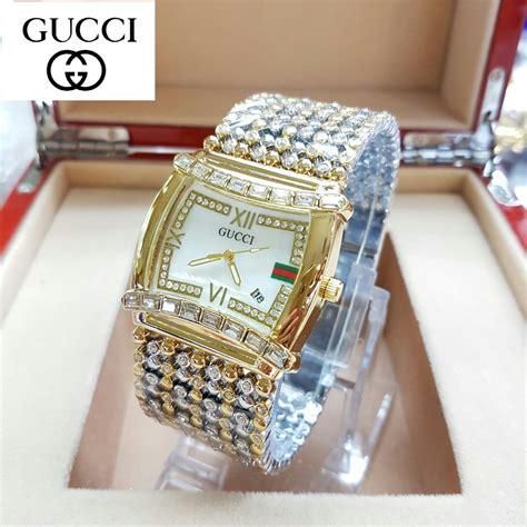Promo Jam Tangan Wanita Cewek Murah Lv Merica Gold Termurah jam tangan gucci merica v c67 delta jam tangan