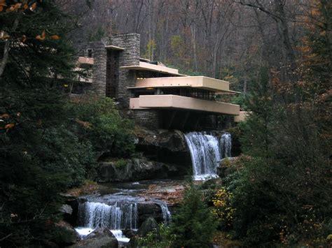 Frank Lloyd Wright Waterfall falling water pennsylvania a photo on flickriver