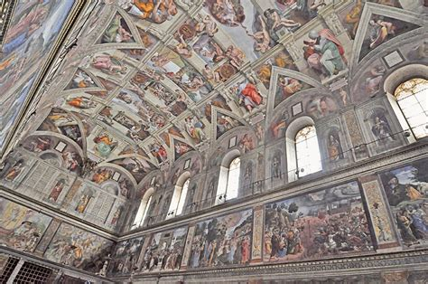 Sistine Chapel Ceiling Layout by From The Bible3 The Separation Of Land And Water 187 Bookishclub
