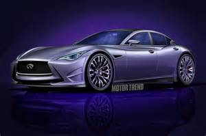 Infiniti Q90 Infiniti Plans 700 Hp Turbo Hybrid Flagship Sedan